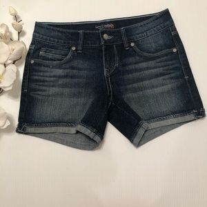 Levi's Denim Jeans Junior's Short  Size 3